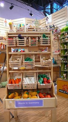 love this! wooden toys rock ;)