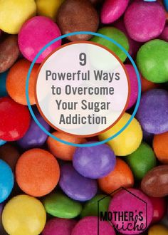 Having trouble kicking sugar for good? These powerful tips can help you overcome your sugar addiction and help keep you on track for your weight-loss journey.