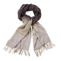 Jacquard Ombre Scarf