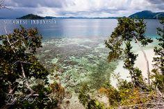 Togian islands in Sulawesi - Indonesia