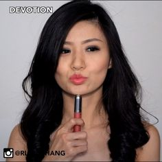 [Product Review] Revlon Lipmatte #makeup #beauty #tips #tutorial #review. Follow: http://instagram.com/rlinachang