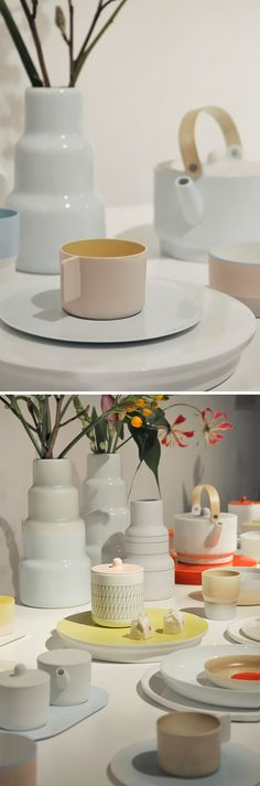 http://heima-home.blogspot.com/ Scholten & Baijings. Canteen cup. Make in copper or anodized gold or steel. Like army kit.