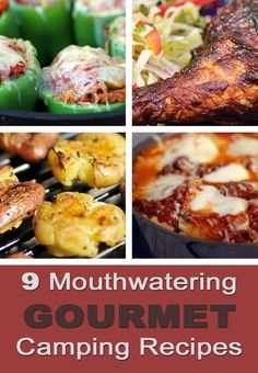 9 Mouthwatering Gourmet Camping Recipes