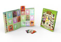 Animal Crossing Happy Home Designer Amiibo Cards Collectors Album