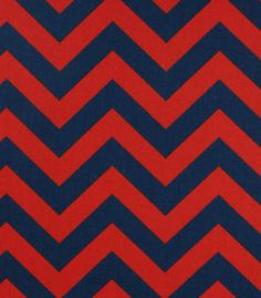 Zig Zag Lipstick / Blue   Online Discount Drapery Fabrics and Upholstery Fabric Superstore!