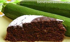 Torta al cioccolato con le zucchine, senza latte né uova  http://benessereacolori.it/2013/03/27/torta-cioccolato-zucchine/