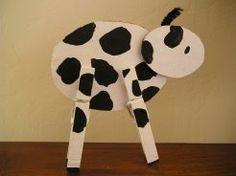 cow, C, farm, F