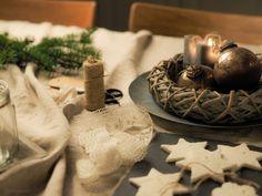 Soodapiparit, koristeita jouluun