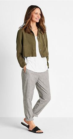 Our Favorite July Looks & Styles for Women | EILEEN FISHER | EILEEN FISHER