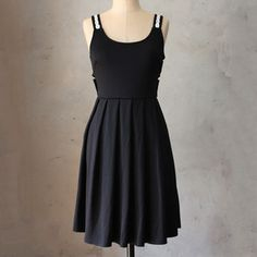 Derica Dress Black, $59, now featured on Fab.