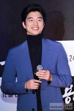 Gong Yoo Smile, Yoo Gong, Korean Celebrities, Korean Actors, Goong Yoo, Jang Hyuk, Hyun Bin, Mens Clothing Styles, Movies