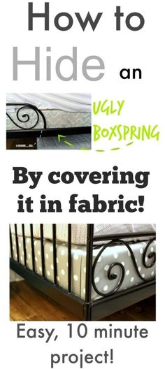 25. Hide Your Box #Spring - 37 Fabric #Crafts That You'll Love Sew Much ... → DIY #Scraps