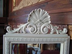 ahşap oyma evi Decor, Furniture, Wood, Home Decor, Shells, Curtain Decor, Carving