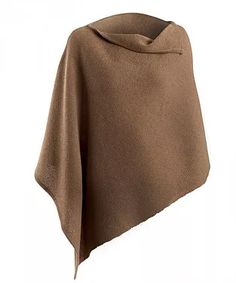 Fashion Poncho 80% Merino Wool /20% Kid Mohair