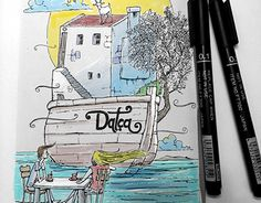 """Check out new work on my @Behance portfolio: """"datca"""" http://be.net/gallery/52794359/datca"""