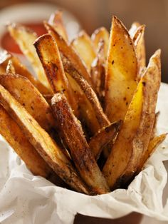 Garlic Fries for National French Fries Day
