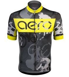 ATD Mens Urban Camouflage Premiere Cycling Jersey  Made in USA -- Click on the image for additional details.