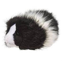 Angora Guinea Pig Plush- $10.00