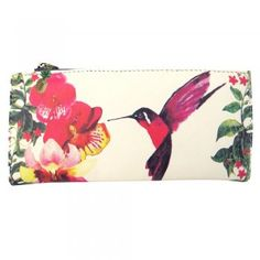 'Fly me to Havana'. An eye-catching on-trend tropical Disaster Designs Havana Ladies Wallet, just perfect to use this Summertime. Havana, Disaster Designs, Ruby Tuesdays, Shops, Wallets For Women, Hummingbird, Tropical, Boutique, Lady