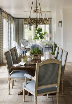 Southern Style Interior Design new construction of a traditional family home with a classic