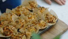Jamie Oliver Sweet Potato Muffins recipe on Jamie's Super Food