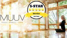 MUUV Yoga Boise Wonderful Five Star Review Boise River, Yoga Dance, Pilates Studio, Five Star, Stars, Videos, Amazing, Sterne, Star