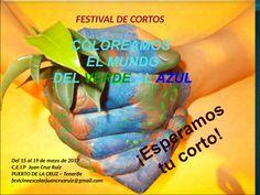 """Crea y aprende con Laura: Concurso Escolar de #Cortos CEIP Juan Cruz Ruiz  """"... Education, Pageants, The World, Green, Blue, Teaching, Educational Illustrations, Learning, Onderwijs"""