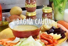 Bagna Cauda - Ricetta originale piemontese   Cucina   Pinterest