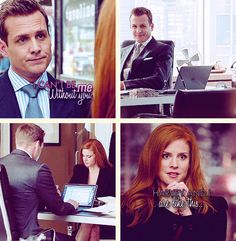 i can't be me without you #suits