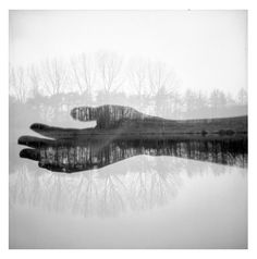 Double exposure photography by Florian Imgrund (i)