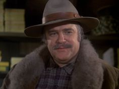 "2/28/14 1:51a Christmas TV History: ""The Homecoming, A Christmas Story"" Sheriff Bridges.  1971"