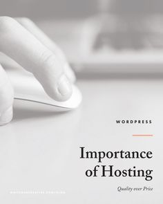 WordPress blog hosting impacts your website security, growth, reputation and monetization, and here's why you should consider the best host for your needs.