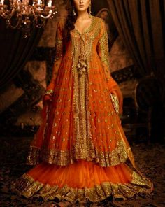 Lehenga by God knows who