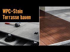 wpc terrasse bauen kapitel 5 wpc dielen verlegen hornbach meisterschmiede youtube haus. Black Bedroom Furniture Sets. Home Design Ideas