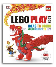 LEGO Play Book Hardcover by Penguin Group (USA) on #zulily #ad *love