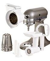 KitchenAid KGSSA Gourmet Stand Mixer Attachment Kit
