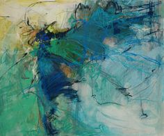 "June's Remarkable Pastels: Bre Crowell, ""Dancing Til Dawn,"" pastel, 20 x 24 in"