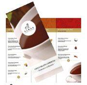 Menu cioccolate