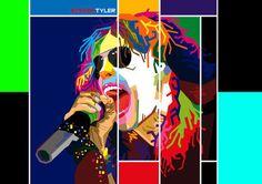 Steven Tyler by Rachmad