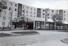 Barakk ABC, Szamos utca