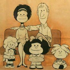 La familia de Mafalda!