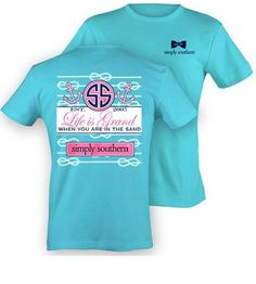 Simply Southern Tees - Life is Grand from The Frilly Frog