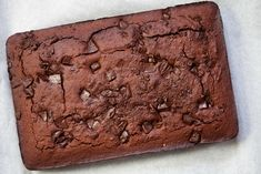 Kokosowe brownie - Cooking for Emily Lactose Free, Gluten Free, Banana Bread, Low Carb, Sweets, Cookies, Tarts, Food Ideas, Glutenfree