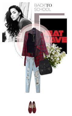 """heatwave"" by crazydita ❤ liked on Polyvore featuring Pendleton, T By Alexander Wang, Forever 21, New Growth Designs and Accessorize"