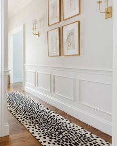 Erin Gates, Bar Sink, White Office, Custom Kitchens, Elements Of Style, Entry Hall, Herringbone Pattern, Indoor Outdoor Rugs, One Kings Lane