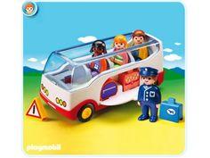 Playmobil 123, Playmobil 6773, Bus playmobil