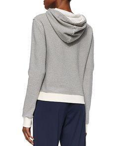 Listado Striped Hooded Sweatshirt