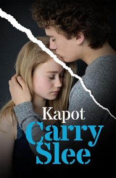 'Kapot' jeugdroman van Carry Slee 12+  http://www.kiddowz.net/boeken/kapot-jeugdroman-van-carry-slee-12-winactie/  Boek 93/53 #boekperweek