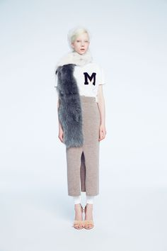 muller of yoshiokubo | collection | Fall / Winter 2014-15 | #28