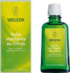 Huile vivifiante au citrus 100 ML- Weleda in Beauté, bien-être, parfums, Bien-être, relaxation, Huiles essentielles   eBay
